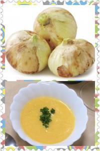 玉ねぎ・スープ